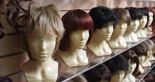 Парики искусственных волос магазин LaNord.ru предлагает большой ассортимент париков